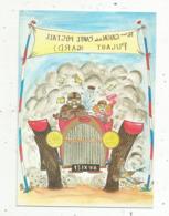 Cp, Bourses & Salons De Collections, 16 E SALON DE LA CARTE POSTALE ET DU VIEUX PAPIERS ,30 , PUJAUT ,1998 - Bourses & Salons De Collections