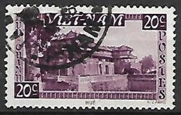 VIET-NAM    -   1951 .  Y&T N° 2 Oblitéré - Viêt-Nam
