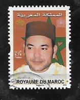 TIMBRE OBLITERE DU MAROC DE 2018 - Marocco (1956-...)