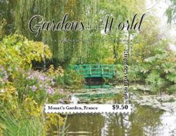 Tonga 2019, Art, Monet's Gardens, BF - Impressionisme