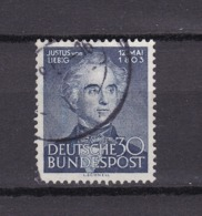 BRD - 1953 - Michel Nr. 166 - Gest. - 25 Euro - BRD