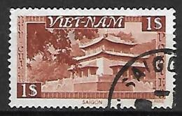 VIET-NAM    -   1951 .  Y&T N° 6 Oblitéré - Viêt-Nam