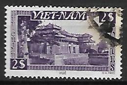VIET-NAM    -   1951 .  Y&T N° 8 Oblitéré - Viêt-Nam