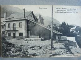 Cpa 38 SAINT HILAIRE Du TOUVET - Saint-Hilaire-du-Touvet
