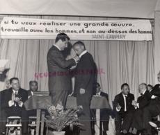 19- LUBERSAC- X E CONGRES SAINT EXUPERY-GERARD SOUHAMI-M. CHASTANET MAIRE- M. CHAMPEIX SENATEUR - Berühmtheiten