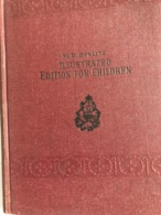 Illustrated Book For Children English (livre De 108 Pages De 13,5 Cm Sur 20 Cm Avec Couverture Cartonnée) - Enfants