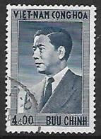 VIET-NAM  Du SUD   -   1956 .  Y&T N° 47 Oblitéré - Viêt-Nam