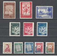YOUGOSLAVIE.  YT  N° 460/470  Neuf **  1947 - Neufs