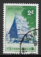 VIET-NAM  Du SUD   -   1957 .  Y&T N° 68 Oblitéré - Viêt-Nam