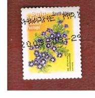 SUD AFRICA (SOUTH AFRICA) - SG 1299   -   2001  FLORA: KAROO VIOLET   (SUID AFRIKA ) - USED - África Del Sur (1961-...)