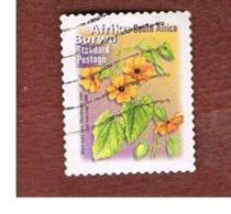 SUD AFRICA (SOUTH AFRICA) - SG 1303   -   2001  FLORA: BLACK  EYED SUSY    (AFRIKA BORWA ) - USED - África Del Sur (1961-...)