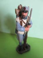 Figurines Soldats De Plomb Soldat HACHETTE FANTASSIN FRANCAIS 1915 France Guerre Poilu Infanterie 14/18 WW WWI - Soldats De Plomb