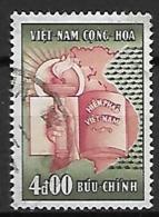 VIET-NAM  Du SUD   -   1957 .  Y&T N° 78 Oblitéré - Viêt-Nam