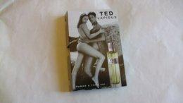 Miniature Tube Ted Lapidus Homme - Parfumproben - Phiolen