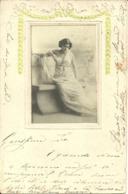 Ragazza (Fille, Girl) Seduta Su Una Panchina - Donne