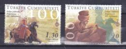 AC - TURKEY STAMPS -  400th BIRTH ANNIVERSARY OF EVLIYA CELEBI MNH 25 MARCH 2011 - 1921-... Repubblica