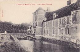 CPA 78 @ VILLIERS LE MAHIEU En 1910 @ Le Château Côté Sud - Autres Communes