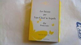 Miniature Tube Van Cleef & Arpels Les Saisons - Parfumproben - Phiolen