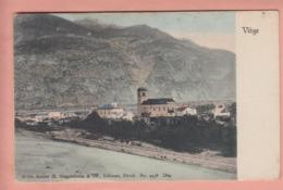 OUDE POSTKAART ZWITSERLAND - SCHWEIZ - SUISSE -  1900'S -  VIEGE - VS Valais