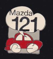 59125- Pin's. Mazda 121. - Autres