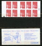 France, Yvert Carnet 3419-C8a**, Carnet Lucky Luke Avec Carré Noir, MNH - Carnets