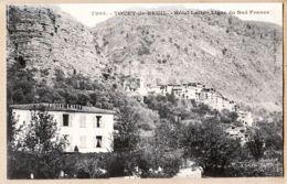 X06141 Edition GILETTA 7205 - TOUET-de-BEUIL Alpes Maritimes 1900s Hotel LATTY Ligne Du SUD FRANCE - Autres Communes