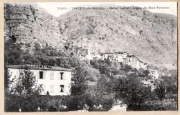 X06141 Edition GILETTA 7205 - TOUET-de-BEUIL Alpes Maritimes 1900s Hotel LATTY Ligne Du SUD FRANCE - France
