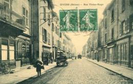 GIVORS =  Réservoir Et église.  849 - Givors