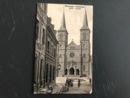 LUXEMBOURG  * Dudelange -  Düdelingen  - Kirche, L'Église - Carte Animée - Dudelange