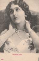 Cartolina  - Postcard /  Non Viaggiata - Unsent /  La Cavalieri, Attrice E Soprano. - Opera