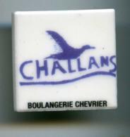 FEVES - FEVE PERSO 2018 - BOULANGERIE CHEVRIER - CHALLANS - CELESTIN, LE CANARD DE CHALLANS - Autres