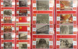 J) 2011 CHINA, MINISHEETS, SET OF 10, SOUVENIR SHEET, MNH - China