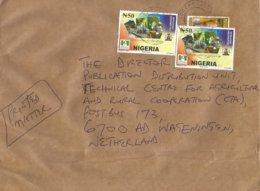 Nigeria 2015 Atta.Ikeduru N50 Independence N50 Terracotta Hologram Cover - Nigeria (1961-...)