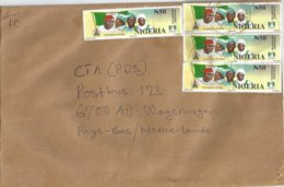 Nigeria 2015 Benin Presidents Founding Fathers Independence N50 Cover - Nigeria (1961-...)