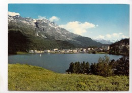 St. Moritz-Bad, Switzerland, 1968 Used Postcard [23504] - GR Grisons