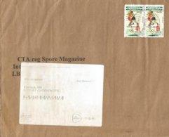 Nigeria 2015 Bukuru Wrestling Olympic Games Beijing N100 Cover - Nigeria (1961-...)