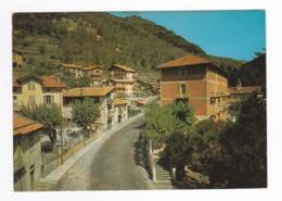 06 St Dalmas De Tende Vers Breil N°62 Centre De Repos Alpes Azur En 1987 PUB Hôtel Restaurant ASTORIA Cour école - Breil-sur-Roya
