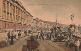 Cartolina  - Postcard /  Non Viaggiata - Unsent /  Messina, Palazzo Municipale. - Messina