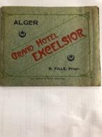 Alger Grand Hôtel Excelsior - Dépliants Touristiques