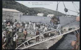 Tahiti Postcard. 54. Raiatea - Le Debarcadere D'Uturoa (Iles Sous Le Vent) - Tahiti