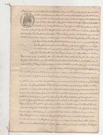 Saint Jean De Buèges Fait à Montpelier 1863 De 8 Pages - Manuscrits