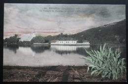 Tahiti Postcard. 56. Raiatea  Le Temple De Raiatea, La Sacree Uturoa (Iles Sous Le Vent) - Tahiti