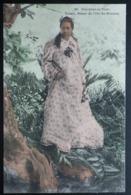 Tahiti Postcard. 28. Raiatea. Tuarii, Reine De I'Ile De Raiatea (Iles Sous Le Vent) - Tahiti