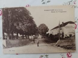 Passavant Route De Vougécourt - Autres Communes