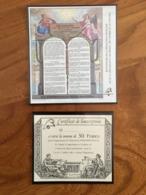BLOC FEUILLET DECLARATION DES DROITS DE L'HOMME ET DU CITOYEN Y&T BF 11 - 1989 - Neuf ** - Blocs & Feuillets