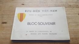 LOT 470865  TIMBRE DE VIET NAM NEUF** LUXE CARNET COMPLET - Viêt-Nam