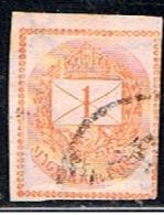 HONGRIE 517 // YVERT 3 // 1874 - Newspapers