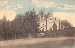 Le Château De Goyet (colorisée, Edit. Ol. Groyne 1926) - Gesves