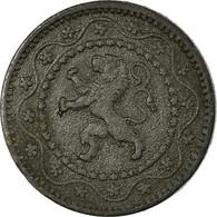 Monnaie, Belgique, 10 Centimes, 1916, TB+, Zinc, KM:81 - 1909-1934: Albert I