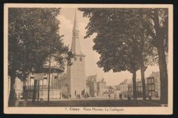 CINEY  PLACE MONSEU - Ciney